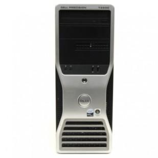 Dell, PRECISION WORKSTATION T3500,  Intel Xeon X5650, 2.67 GHz, video: nVIDIA Quadro FX 1800; TOWER