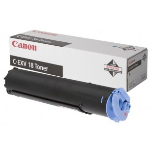 Toner Original pentru Canon Negru C-EXV18, compatibil IR1018/1022, 8400pag (CF0386B002AA)