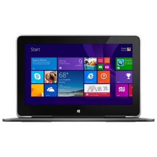 Laptop DELL, XPS 11 9P33, Intel Core i5-4210Y, 1.50 GHz, HDD: 256 GB, RAM: 4 GB, webcam, BT