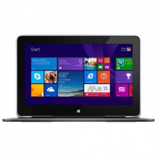 Laptop DELL, XPS 11 9P33,  Intel Core i5-4210Y, 1.50 GHz, HDD: 80 GB, RAM: 4 GB, webcam, BT