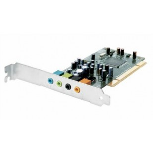Placa de sunet CREATIVE model: Sound Blaster; SB1070 (5.1); PCI