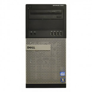 Dell, OPTIPLEX 7010, Intel Core i5-3550, 3.30 GHz, video: Intel HD Graphics 2500, TOWER