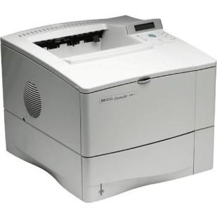 """Imprimanta LASER HP model: LASERJET 4050TN; format: A4; RETEA; USB; PARALEL; SH; """"grad B, butoane defecte"""""""
