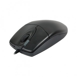MOUSE A4TECH EVO OPTO ECCO 612D; BLACK; USB