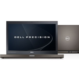 Laptop DELL, PRECISION M4600, Intel Core i7-2820QM, 2.30 GHz, HDD: 500 GB, RAM: 8 GB, unitate optica: DVD RW, video: nVIDIA Quadro 1000M
