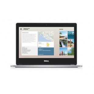 "Laptop DELL, INSPIRON 14 7000 SERIES 7437, Intel Core i5-4210U, 1.70 GHz, HDD: 256 GB, RAM: 8 GB, video: Intel HD Graphics 4400,  webcam,  BT, 14"" LCD (WXGA),  1366 x 768"