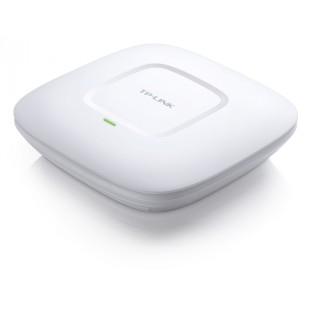 Access Point Wireless N 300Mbps cu posibilitate de montare pe tavan, TP-LINK EAP120