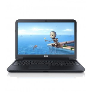 Laptop DELL, INSPIRON 3521,  Intel Pentium 2127U, 1.90 GHz, HDD: 320 GB, RAM: 4 GB, unitate optica: DVD RW, video: Intel HD Graphics 2500, 15.6 LCD (WXGA), 1366 x 768""