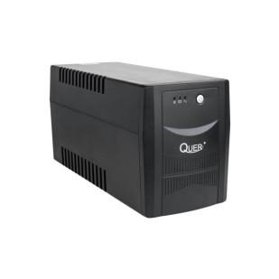 UPS QUER; model: KOM0555 2000VA; format: TOWER; iesiri: 4; baterii NOI; stare: NOU
