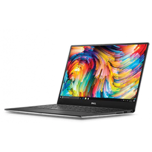 Laptop DELL, XPS 13 9360,  Intel Core i7-8550U, 1.80 GHz, HDD: 512 GB, RAM: 16 GB, video: Intel HD Graphics 620, webcam, BT