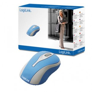 Mouse LOGILINK; model: ID0022; ALBASTRU; USB