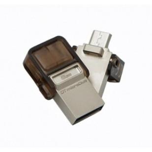 KINGSTON FLASHDRIVE 16GB DT MICRODUO USB 3.0