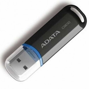 USB 2.0  8GB ADATA C906 Black (AC906-8G-RBK)