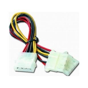 "Spliter Cablu Alimentare, 5.25"" Molex la 2x 5.25"" Molex, adaptor intern, GEMBIRD (CC-PSU-1)"