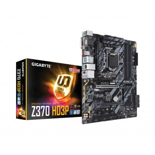 "MB skt 1151  (INTEL Z370)  Gigabyte ""Z370 HD3P"""