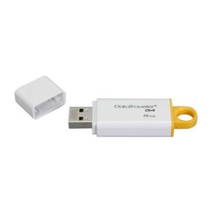 USB STICK KINGSTON; model: DTIG4/8GB; capacitate: 8 GB; interfata: 3.0; culoare: ALB
