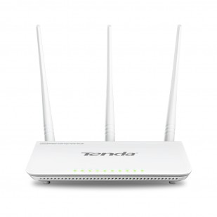 ROUTER TENDA; model: FH303D; MANAGEMENT; WIRELESS; PORTURI: 4 x RJ-45 10/100