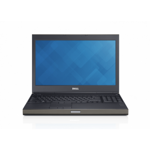 Laptop DELL, PRECISION M4800,  Intel Core i7-4810MQ, 2.80 GHz, HDD: 500 GB, RAM: 16 GB, unitate optica: DVD RW, video: Intel HD Graphics 4600, nVIDIA Quadro K2100M, webcam, 15.6 LCD (WXGA), 1366 x 768""