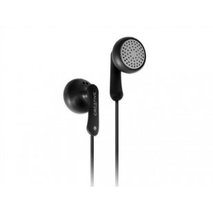 CASCA CREATIVE; model: EP-220; NEGRU; in-ear;