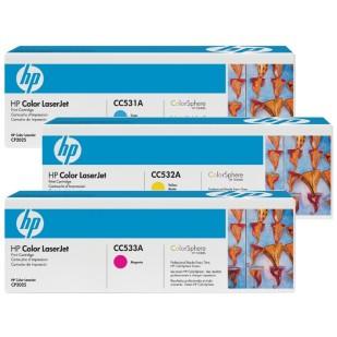 Cartus: HP Color LaserJet CP2025 Series - Black