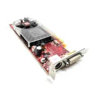 ATI Radeon 2400 HD XT, 256 MB, PCI-E 16X