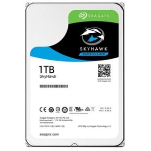 """HDD  1TB 5900 64M S-ATA3 """"SkyHawk"""" SEAGATE (ST1000VX005)"""