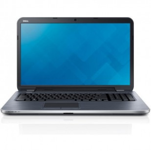 Laptop DELL, INSPIRON 5737,  Intel Core i7-4500U, 1.80 GHz, HDD: 1000 GB, RAM: 4 GB, unitate optica: DVD RW, video: AMD Radeon R9 M270X (Venus), Intel HD Graphics 4400, webcam, 17.3 LCD ""