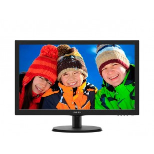 "Monitor PHILIPS LED 21.5""; WIDE; NOU; LED, 1920x1080; 5 ms; 200cd/mp; VGA; ""223V5LSB2/10"""