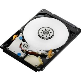 HDD 80 GB; IDE; 5400 RPM;