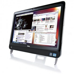 Dell Inspiron One 2320; DualCore, 2600 MHz; 4 GB RAM; 320 GB HDD; Intel HD Graphics 2000; DVDRW; All in One TOUCHSCREEN