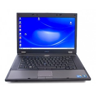 "Laptop Dell Latitude E5510; Intel Core i5-520M 2400 Mhz; 4 GB DDR3; 320 GB SATA; Ecran 15.6"", HD  16:9  1366x768; Intel HD Graphics Shared; DVD RW;  nu are webcam; -; Silver; OS Optional;"