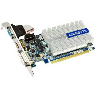 Placa video GIGABYTE 1024 MB; GDDR3; 64 bit; PCI-E 4x; NVIDIA GeForce N210