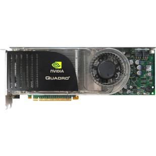Placa video: NVIDIA QUADRO FX 5600; 1,5 GB; PCI-E 16X; 2 X DVI-D; SH