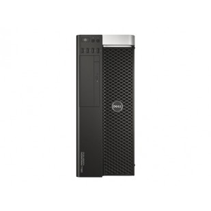 Dell, PRECISION TOWER 7810,  Intel Xeon E5-2630 v3, 2.40 GHz, HDD: 2000 GB, RAM: 64 GB, unitate optica: DVD RW, video: nVIDIA NVS 310