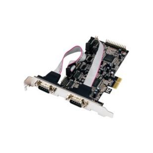 GEMBIRD ADAPTOR; PCI  la 2xD-SUB (9 pini) M; SPC-1