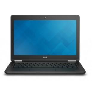 Laptop DELL, LATITUDE E7250, Intel Core i7-5600U, 2.60 GHz, HDD: 512 GB, RAM: 8 GB, video: Intel HD Graphics 5500, webcam, BT