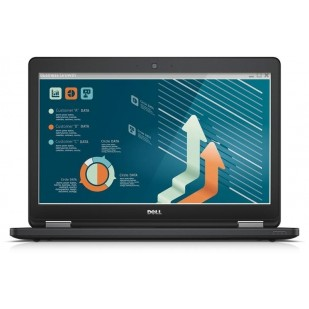Laptop DELL, LATITUDE E5550, Intel Core i5-5300U, 2.30 GHz, HDD: 500 GB, RAM: 8 GB, video: Intel HD Graphics 5500, webcam