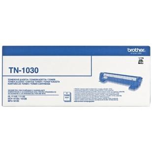 Toner Original pentru Brother Negru, compatibil DCP-1510E/1512E/HL-1110E/1112E, 1000pag (TN1030)
