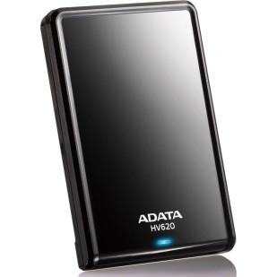 "HDD Extern ADATA HV620 1TB, 2.5"", USB 3.0, Black (AHV620-1TU3-CBK)"