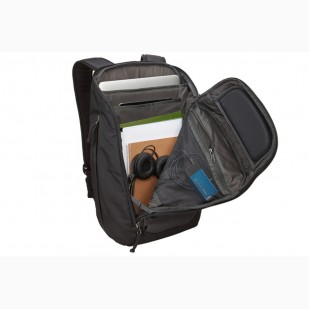 Rucsac urban cu compartiment laptop Thule EnRoute Backpack 23L Dark Forest