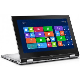 Laptop DELL, INSPIRON 11 - 3148, Intel Core i3-4010U, 1.70 GHz, HDD: 500 GB, RAM: 4 GB, video: Intel HD Graphics, webcam, BT