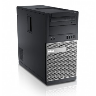 Dell, OPTIPLEX 9020,  Intel Core i5-4590, 3.30 GHz, HDD: 500 GB, RAM: 4 GB, video: Intel HD Graphics 4600; TOWER