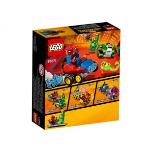 Mighty Micros: Spider-Man contra Scorpion (76071)