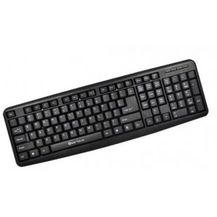 Tastatura SERIOUX; model: SRXK-9400-PS; layout: US; NEGRU; PS/2