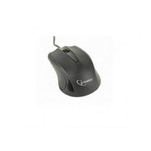 Mouse GEMBIRD; model: MUS-101; NEGRU; USB