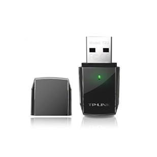 PLACA DE RETEA: TP-LINK AC1200 DUAL BAND ARCHER T2U; WIRELESS 1200 Mbps 5GHz 867Mbps+ 433 Mbps 2.4GHz; USB