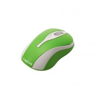 Mouse LOGILINK; model: ID0024; VERDE; USB