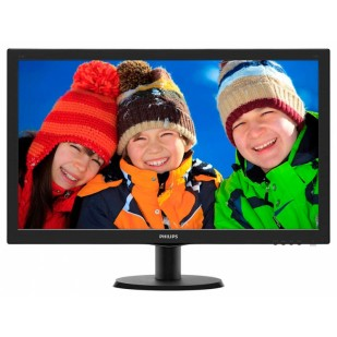 "MONITOR PHILIPS 27"" LED, 1920X1080, 1ms, 300cd/mp, vga+hdmi, (273V5LHSB/00)"