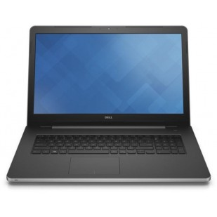 Laptop DELL, INSPIRON 5758,  Intel Core i5-5250U, 1.60 GHz, HDD: 1000 GB, RAM: 8 GB, unitate optica: DVD RW, video: Intel HD Graphics 6000