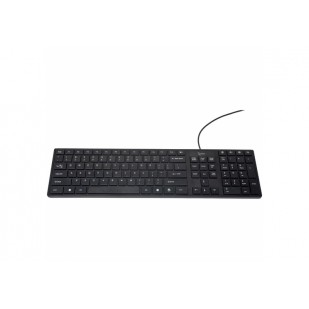 Tastatura Media-Tech; model: KB-501-B; layout: US; NEGRU; USB